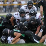 Covington football has room for improvement after win