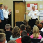 Covington students learn about fire safety