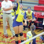 Lehman volleyball win sectional title
