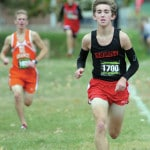 Mayse 18th at D-I regional; McBride wins D-III race