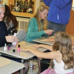 Miami East holds 'Princess for a Day'