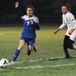 Miami East girls, Lehman teams win on soccer pitch