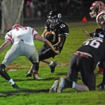 Covington football stunned by late touchdown
