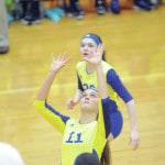 Lehman spikers end season in regionals