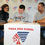 Piqua's Ike Karn to dive for UC
