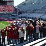 FFA chapters visit Ohio State