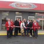 New business holds ribbon cutting