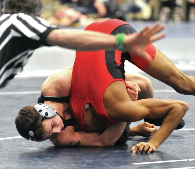 Mike Ullery/Daily Call Two-time state qualifier Hunter Bryant returns for Piqua.