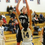 Crowell hits 1,000 in Covington win