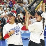 Thobe sisters are national champs