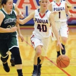 Piqua girls gut out win