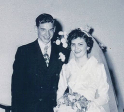 James W.Wooddell and Iris L. Fahnestock were wed 65 years ago on Jan. 14, 1951, at the Church of the Brethren in Bradford.