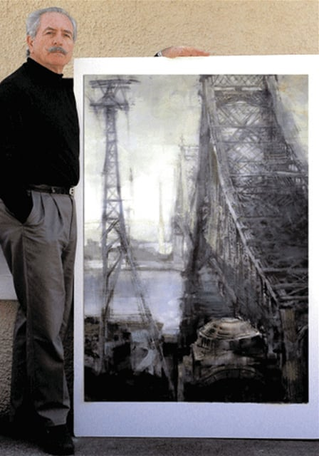 Courtesy of antoniomasi.com Piqua Arts Council's spring watercolor workshop, to be held March 15-18, will feature award-winning American Watercolor Society President Antonio Masi.