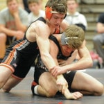Versailles wrestlers advance to State Team Dual tournament