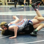 Herndon places sixth at district