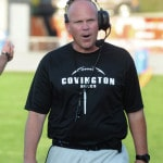 End of an era for Covington football