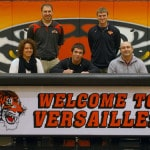 Versailles' Corey Dieringer signs letter of intent to play football for Wittenberg University