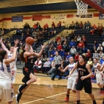 Versailles girls basketball team stuns Tri-Village