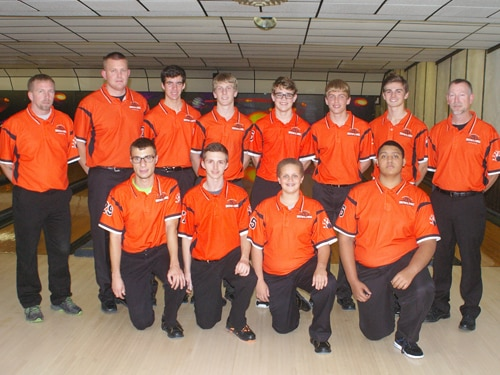 The Versailles boys bowling team has qualified for the Ohio High School Athletic Association state tournament for a third consecutive season.