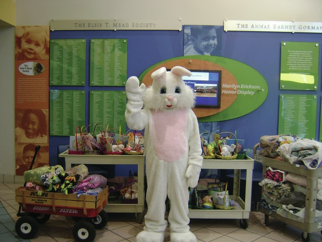 Provided photo Melcher-Sowers Funeral Home is accepting donations to fill Easter baskets for the young patients at Childrenճ Medical Center in Dayton, as well as needy children in the Piqua community.