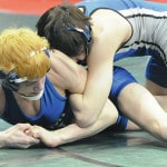East wrestlers give Rose plenty to smile about