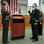 Brown promoted to captain