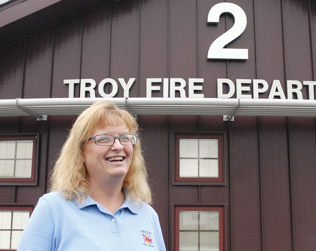 Anthony Weber | Civitas Media Troy Fire Department Administrative Assistant Kim Rohr is retiring after 33 years of service to the city.