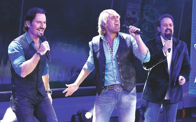 Provided photo The Texas Tenors will perform at Edison's Holiday Evening on Dec. 7. The festivities will begin with hors d'oeuvres at 6:30 p.m., followed by the concert at 8 p.m. Tickets are $125, available online at www.edisonohio.edu/holidayevening.