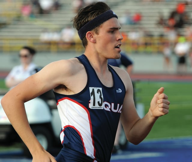 Mike Ullery/Daily Call Piqua's Andy Mayse will run at the state meet Saturday.