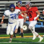 Local players go out winners on football field