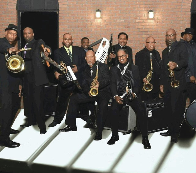 Provided Photo The D-Funk All-Stars will peform at this year's Miami Valley Music Fest.
