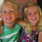 Happy Birthday to Reed and Olivia McGraw