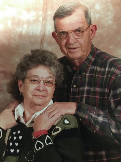 John and Nancy (Bodey) Moore of Piqua will be celebrating their 50th anniversary on Saturday, July 16.