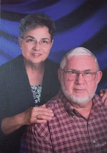 Shirley and Bradley Tamplin of Piqua will be celebrating their 50th anniversary.
