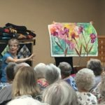VIDEO: Quilting artist Linda Cooper shows a variety of quilts