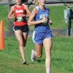 Bradford's Knepp earns All-Ohio honors at state cross country