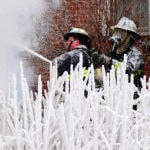 Fire destroys Lincoln Street home