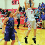 Newton holds off East