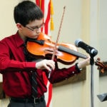 VIDEO: Clips from performances at the YWCA's MLK Celebration