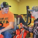 Ag and power diagnostic team competes