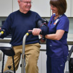 Cardiac rehab program more than workout