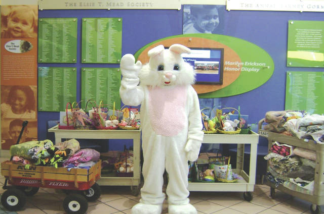 Provided photo Melcher-Sowers Funeral Home is accepting donations to fill Easter baskets to be delivered to patients at Children's Medical Center in Dayton, as well as for needy children in the Piqua community.