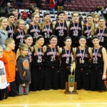Versailles girls finish like champions in title game loss to Gilmour Academy