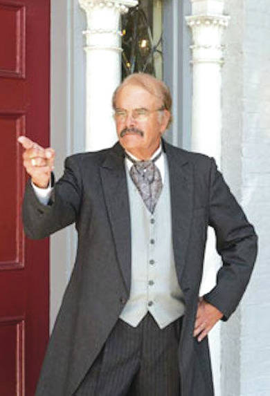 """Provided photo The Johnston Farm Friends Council will present """"An Evening with Teddy Roosevelt"""" starring actor/scholar Gene Worthington at 7:30 p.m. Thursday, April 27, in the Fort Piqua Hotel Ballroom."""