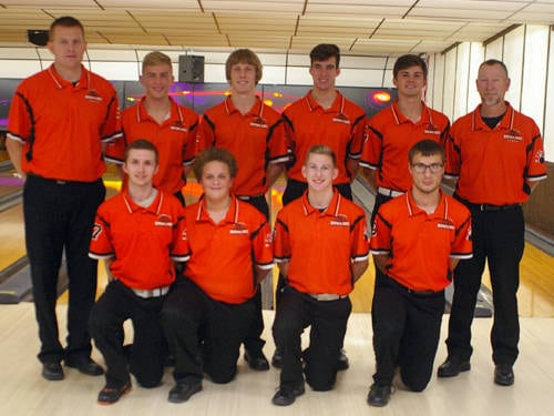 The Versailles boys bowling team has qualified for the Ohio High School Athletic Association state tournament for a fourth consecutive year.