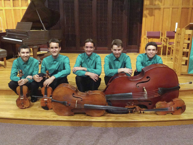 Provided photo The Full Sound Chamber Group will be returning to Piqua in concert at St. Paul's Evangelical and Reformed Church on Sunday, March 19, at 3 p.m. and the public is invited.
