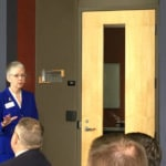 VIDEO: Dr. Doreen Larson speaks at State of the College at Edison