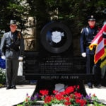Miami County honors fallen officers