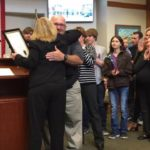 VIDEO: Commission honors retiring Firefighter/Paramedic James William Stein