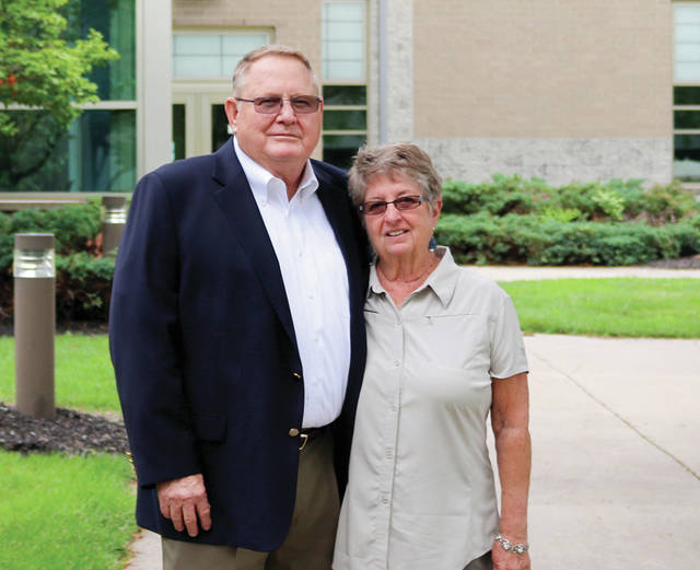 Provided photo  The Edison Foundation at Edison State Community College has named James and Ginny Thompson the co-chairs of the 20th annual Holiday Evening event on Nov. 29.
